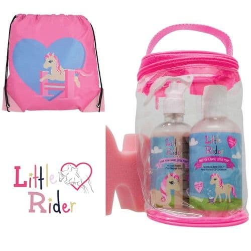 HY Little Rider Pony Showtime Pack with Drawstring Bag