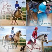 Saddle Cloths, Half Pads and Fly Veils