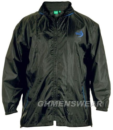 D555 Packaway Weatherproof Rain Jacket