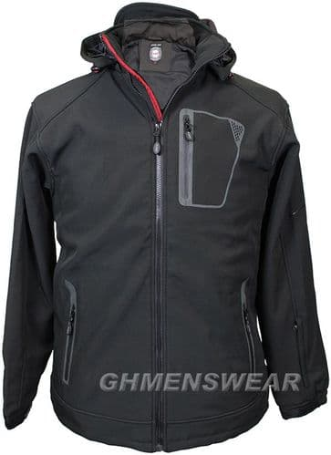 KAM Soft Shell Jacket