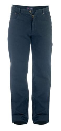 ROCKFORD Black Jeans - EXTRA LONG LEG