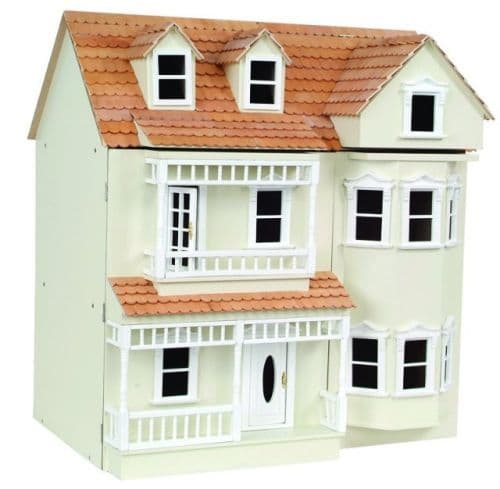 Exmouth Dolls House in creme,