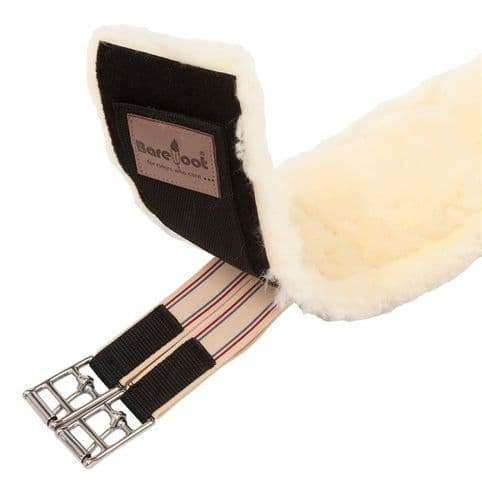 Barefoot Sheepskin Dressage Girth