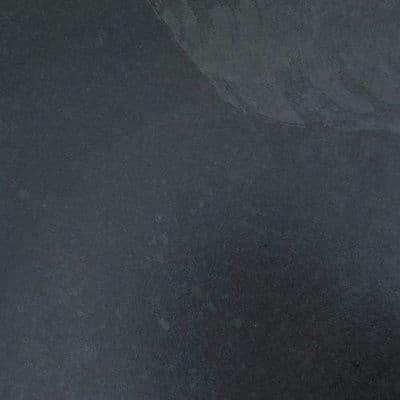 Calibrated Black Brazilian Riven Slate Kitchen & Bathroom tiles 300 mm x 300 mm x 10 mm
