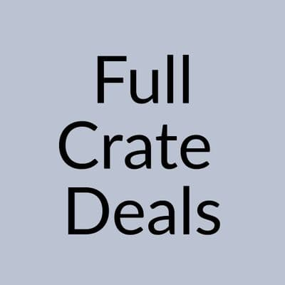 Full Crate Deals
