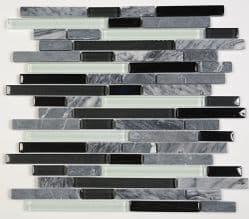Glass & Marble Brick Mosaic ( gd0023 )