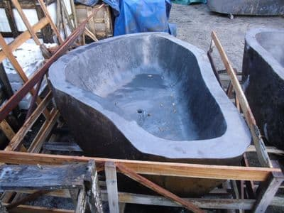 Luxurious Natural Stone Design Bathtub Approx 2100 mm x 1800 mm x 590 mm