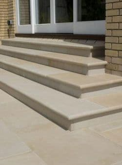 Sandstone Coping| Mint Fossil  Steps | Bullnosed Sandstone| Mint Fossil Sandstone Pool Coping  |  Sandstone Steps | Sussex