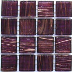 SALERNO GLASS MOSAIC TILES ( G22 )