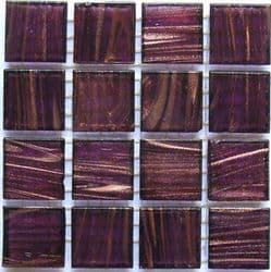 SALERNO GLASS MOSAIC TILES G22