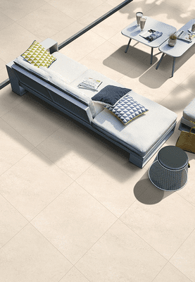 Sample Golden Crema Marfil Porcelain Pavers