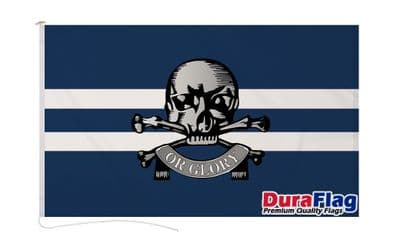 17th-21st LANCERS STYLE B DURAFLAG WITH CLIPS 150cm x 90cm
