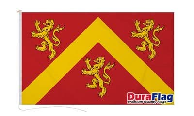 ANGLESEY  DURAFLAG WITH CLIPS  150cm x 90cm