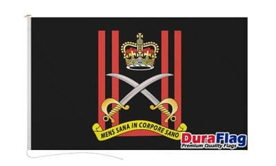 ARMY PHYSICAL TRAINING CORPS  DURAFLAG WITH CLIPS 150cm x 90cm