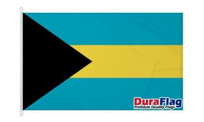 BAHAMAS DURAFLAG WITH CLIPS 150cm x 90cm