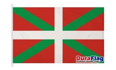 BASQUE  DURAFLAG WITH CLIPS 150cm x 90cm