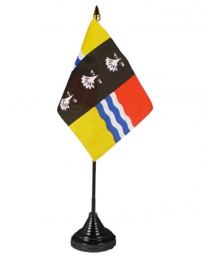 BEDFORDSHIRE - TABLE FLAG