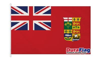 CANADIAN RED ENSIGN 1868-1921  DURAFLAG WITH CLIPS  150cm x 90cm