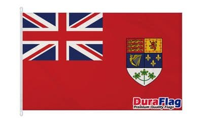 CANADIAN WWII DURAFLAG WITH CLIPS 150cm x 90cm