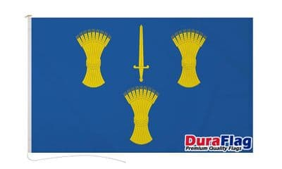 CHESHIRE DURAFLAG WITH CLIPS  150cm x 90cm