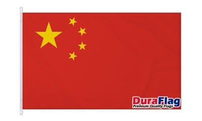 CHINA  DURAFLAG WITH CLIPS  150cm x 90cm