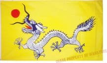 CHINESE DRAGON - 5 X 3 FLAG
