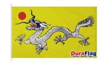 CHINESE DRAGON  DURAFLAG WITH CLIPS  150cm x 90cm