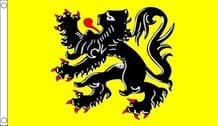 FLANDERS LION - 3 X 2 FLAG