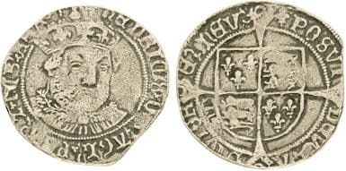HENRY VIII (8th) GROAT (REPLICA) COIN