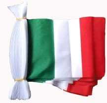 ITALY BUNTING - 9 METRES 30 FLAGS