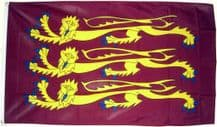 KING RICHARD THE LIONHEART - 5 X 3 FLAG