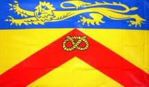 STAFORDSHIRE (OLD STYLE) - 5 X 3 FLAG