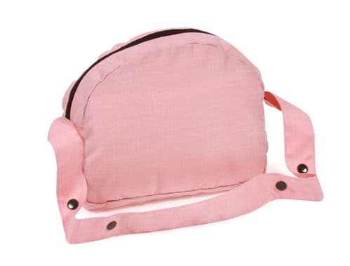 Bayer Chic 2000 - Dolls Pram Bag - Pastel Pink