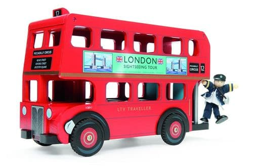 Le Toy Van London Bus TV 469