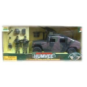 World Peacekeepers Armoured Humvee toy