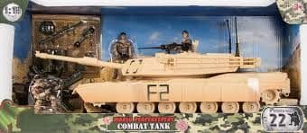 World Peacekeepers Combat Tank - Sand