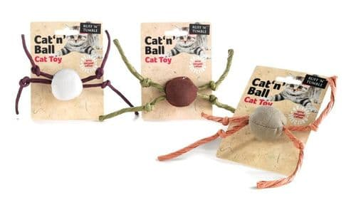 Cat n Ball Catnip