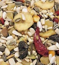 Colonels Parrot Tropical. food mix 12.5kg