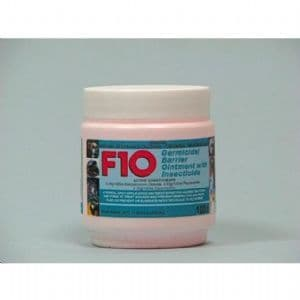 Germicidal Barrier Ointment with Insecticide