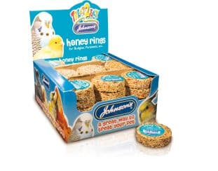 Honey Rings for Budgies,Parakeets etc