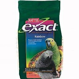 Kaytee Exact Rainbow Complete Food for Parrots & Conures (sold Loose)