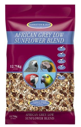 LOW SUN MIX. For African Greys 12.75kg