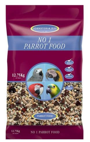 No 1 Traditional Parrot, for all birds 12.75kg