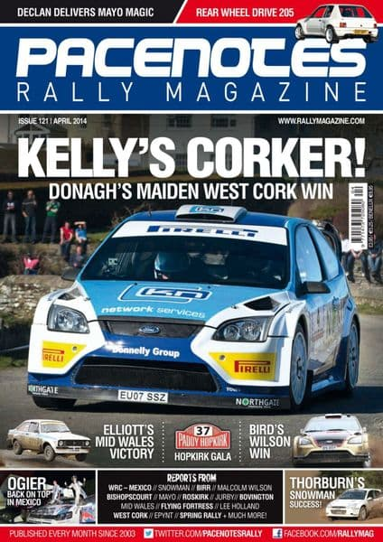 ISSUE 121 - April 2014