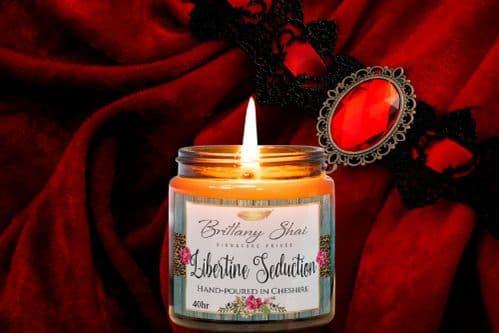 Libertine Seduction Signature Privee Candle VEGAN 140g