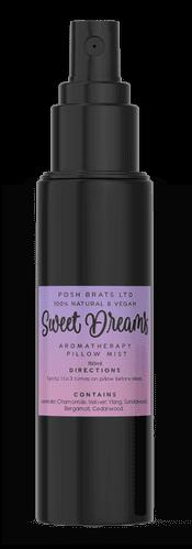 Sweet Dreams Aromatherapy Pillow Mist VEGAN