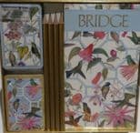 Humming Bird Trellis Bridge Set