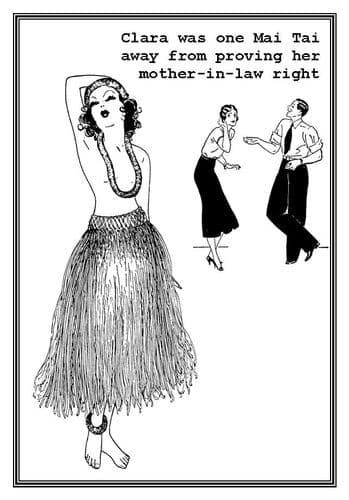 Roaring Twenties - 'Clara'