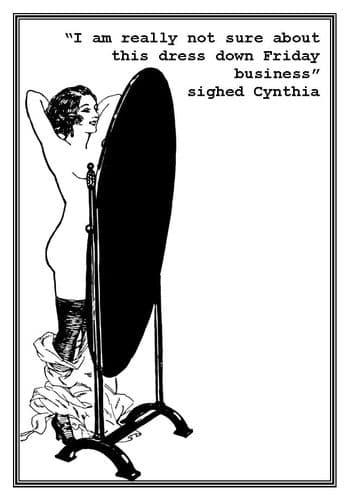 Roaring Twenties - 'Cynthia'