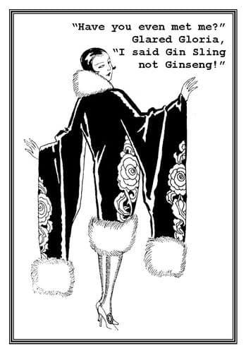 Roaring Twenties - 'Gloria'